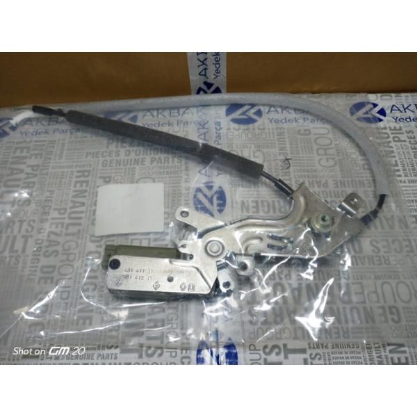 0RJ6001550299 - LOGAN MCV SOL BAGAJ KAPI KİLİT MEK. 6001550299