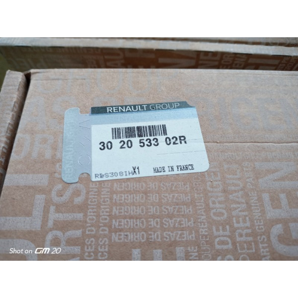 302053302R - CLIO 4 DEBRİYAJ SETİ