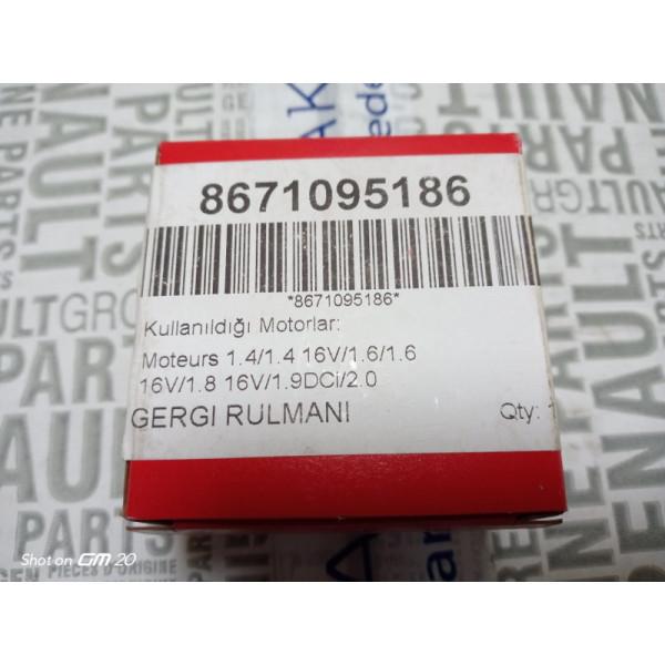8671095186 - CLIO 3 MOTRİO ALTERNATÖR KAYIŞ GERGİ RULMANI