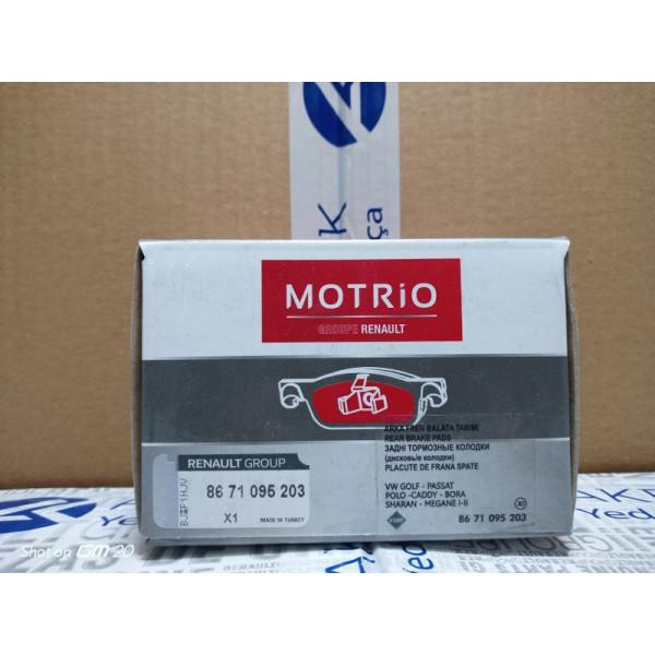 8671095203 - MEGANE 1 MOTRIO ARKA DİSK FREN BALT MGN