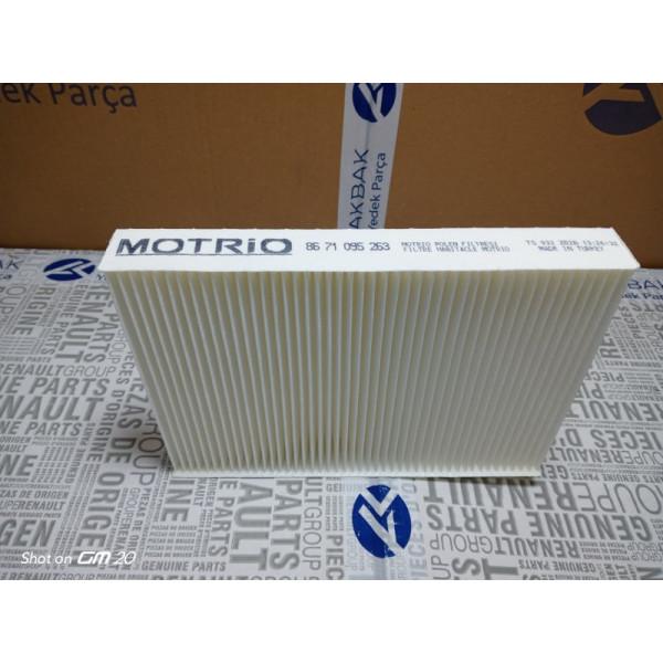 8671095263 - CLIO 2 MOTRIO POLEN FİLTRESİ CLIO II FAZ 1